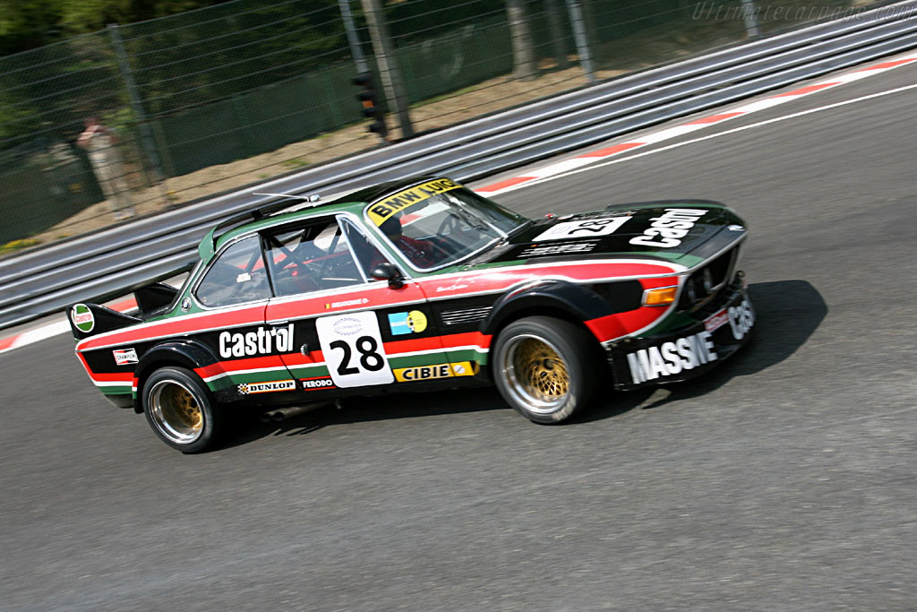 BMW 3.0 CSL - Chassis: 2264107   - 2006 Le Mans Series Spa 1000 km
