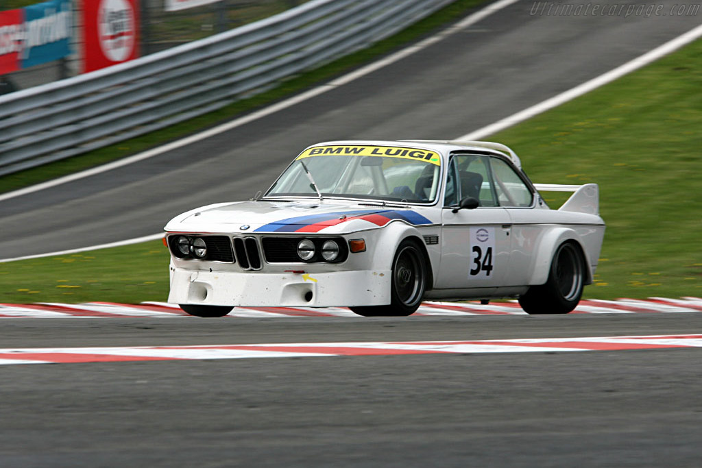 BMW 3.0 CSL - Chassis: 2331086   - 2006 Le Mans Series Spa 1000 km