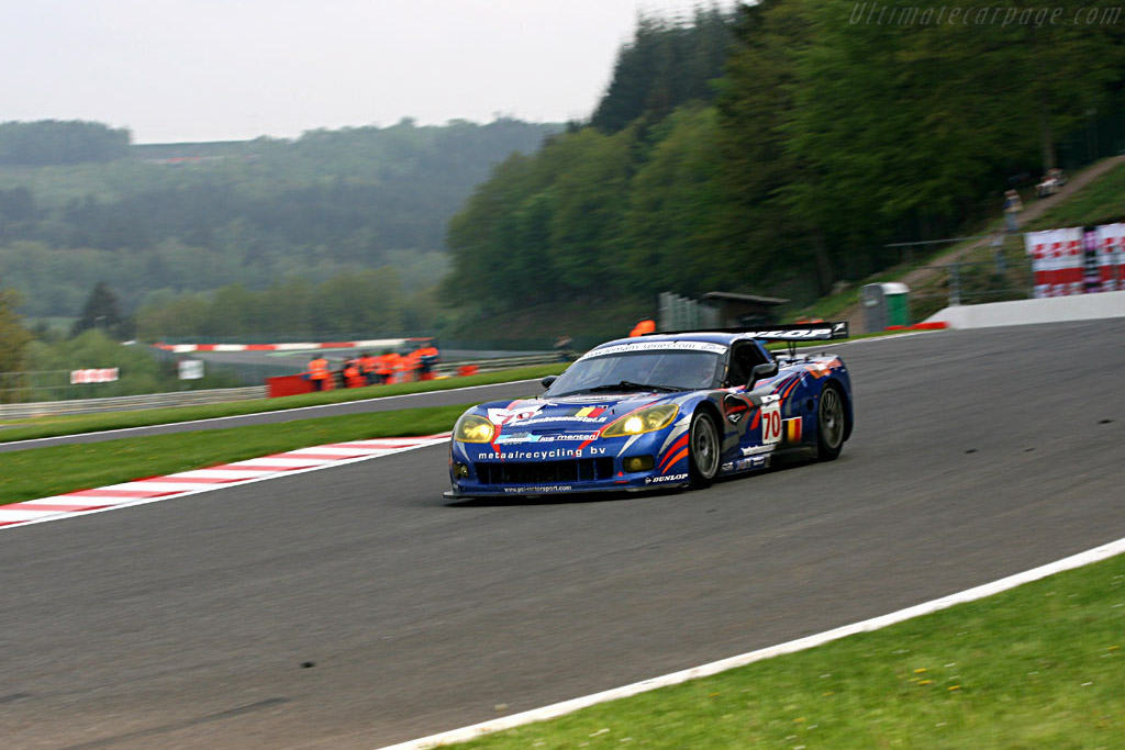 Chevrolet Corvette C6.R - Chassis: 002   - 2006 Le Mans Series Spa 1000 km