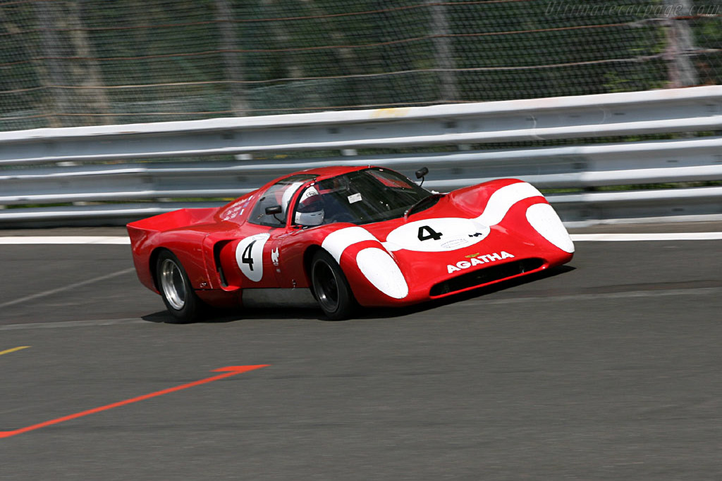 Chevron B16    - 2006 Le Mans Series Spa 1000 km