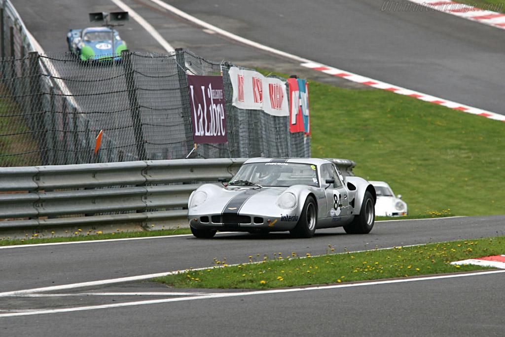 Chevron B8 - Chassis: CH-DBE-54   - 2006 Le Mans Series Spa 1000 km