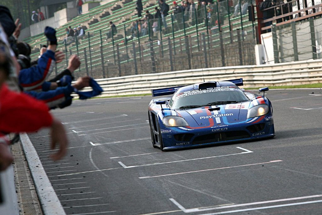 Congratulations! - Chassis: 066R   - 2006 Le Mans Series Spa 1000 km