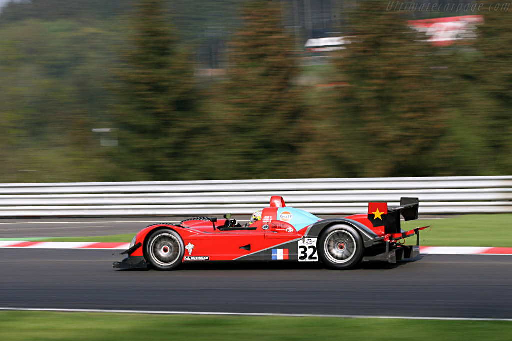 Courage C65 AER - Chassis: C60-12   - 2006 Le Mans Series Spa 1000 km