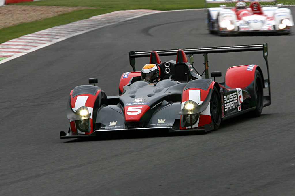 Courage LC70 Judd - Chassis: LC70-02   - 2006 Le Mans Series Spa 1000 km