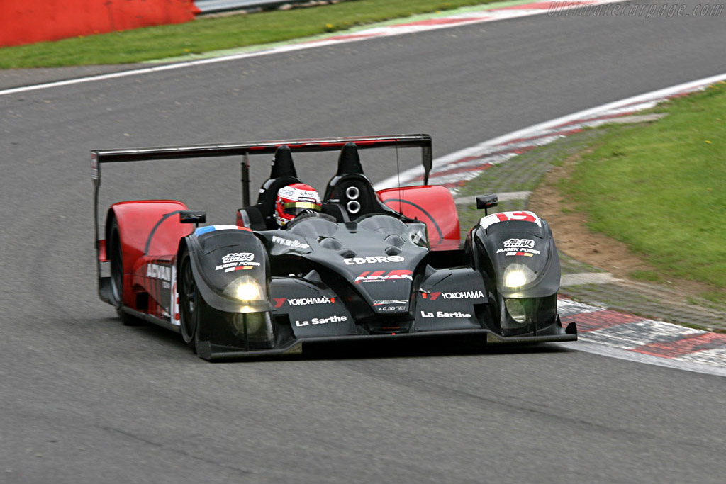 Courage LC70 Mugen - Chassis: LC70-05   - 2006 Le Mans Series Spa 1000 km