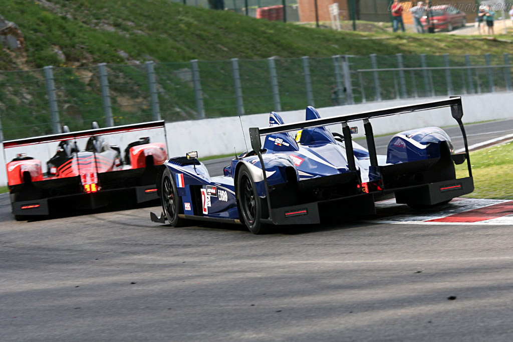 Courage LC70 Mugen - Chassis: LC70-03   - 2006 Le Mans Series Spa 1000 km