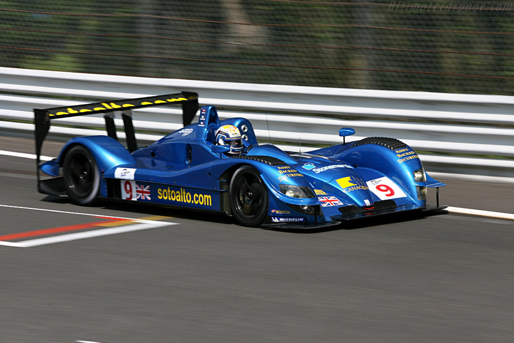 Creation CA06/H - Chassis: CA06/H - 002   - 2006 Le Mans Series Spa 1000 km