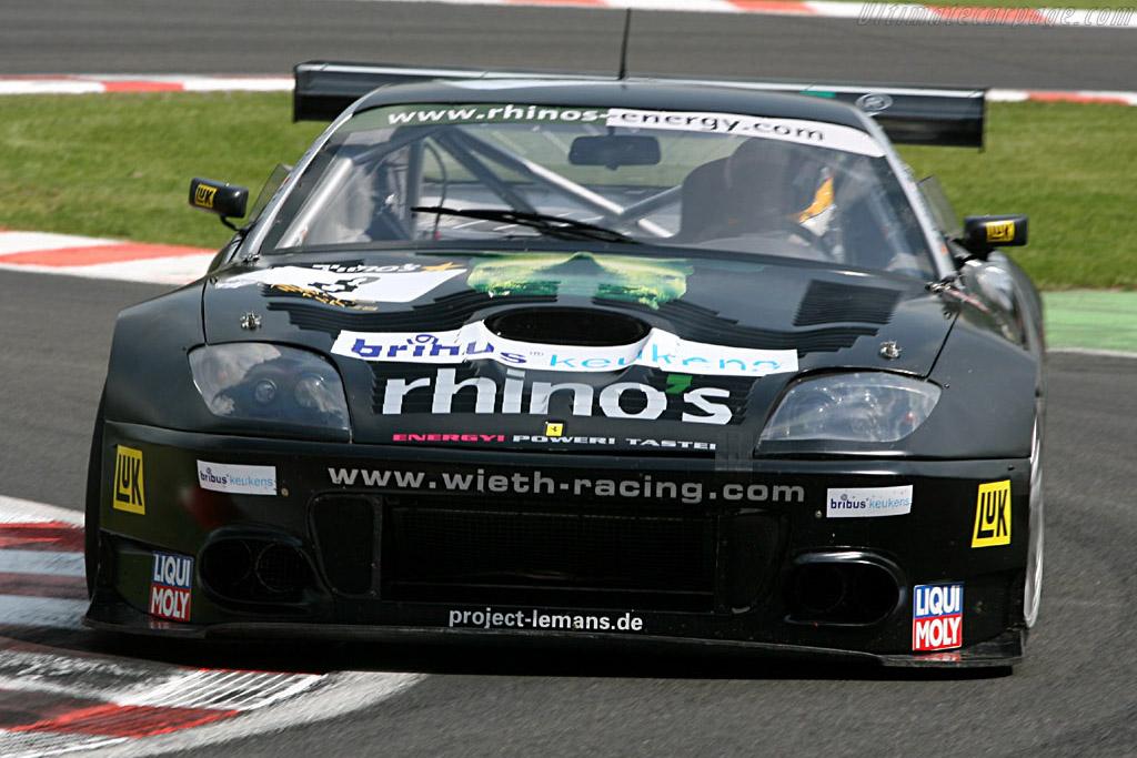 Ferrari 550 Wieth - Chassis: 115802   - 2006 Le Mans Series Spa 1000 km