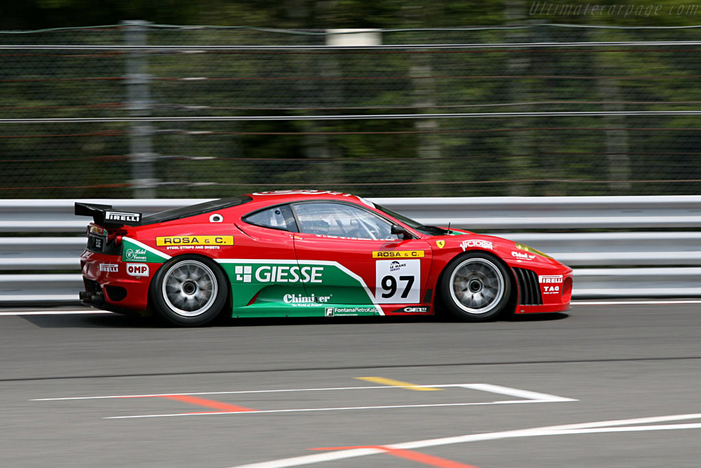 Ferrari F430 GTC - Chassis: 2402   - 2006 Le Mans Series Spa 1000 km