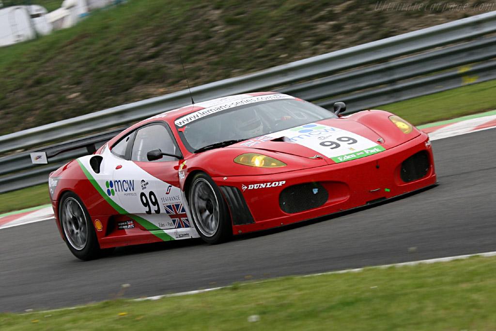 Ferrari F430 Gtc Chassis 2408 2006 Le Mans Series Spa