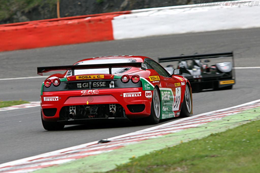 Ferrari F430 Gtc Chassis 2402 2006 Le Mans Series Spa