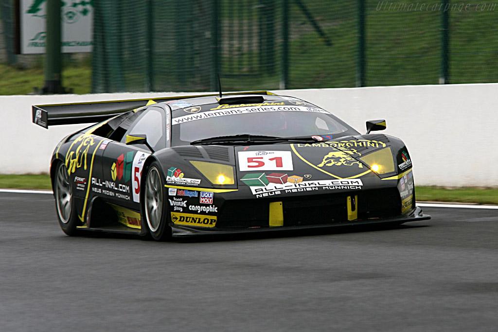 Lamborghini Murcielago R-GT - Chassis: LA01062   - 2006 Le Mans Series Spa 1000 km