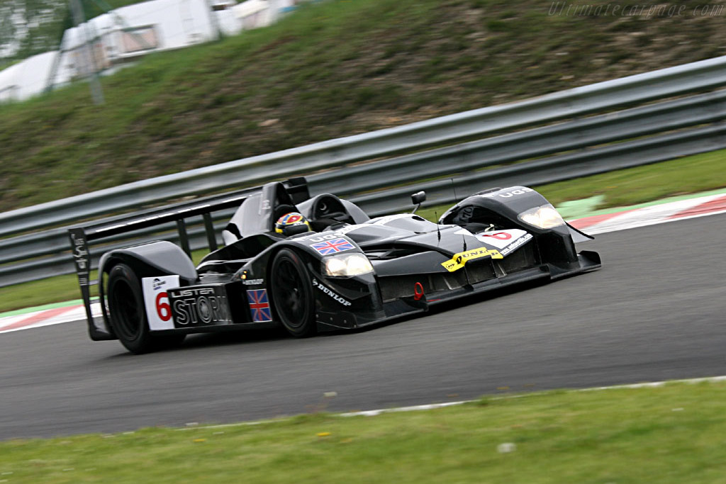Lister Storm Hybrid - Chassis: 001 - Entrant: Lister Storm Racing  - 2006 Le Mans Series Spa 1000 km