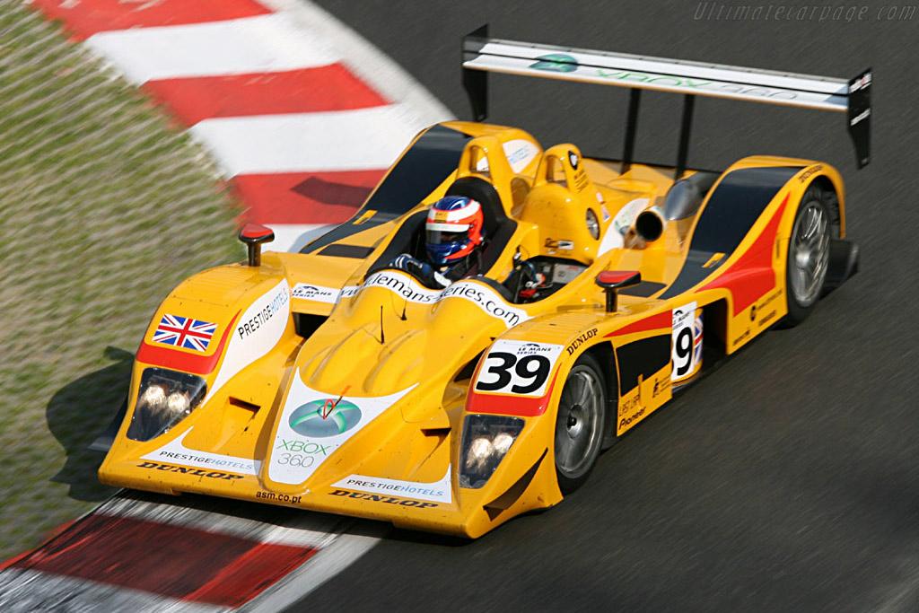 Lola B05/40 - Chassis: B0540-HU01   - 2006 Le Mans Series Spa 1000 km