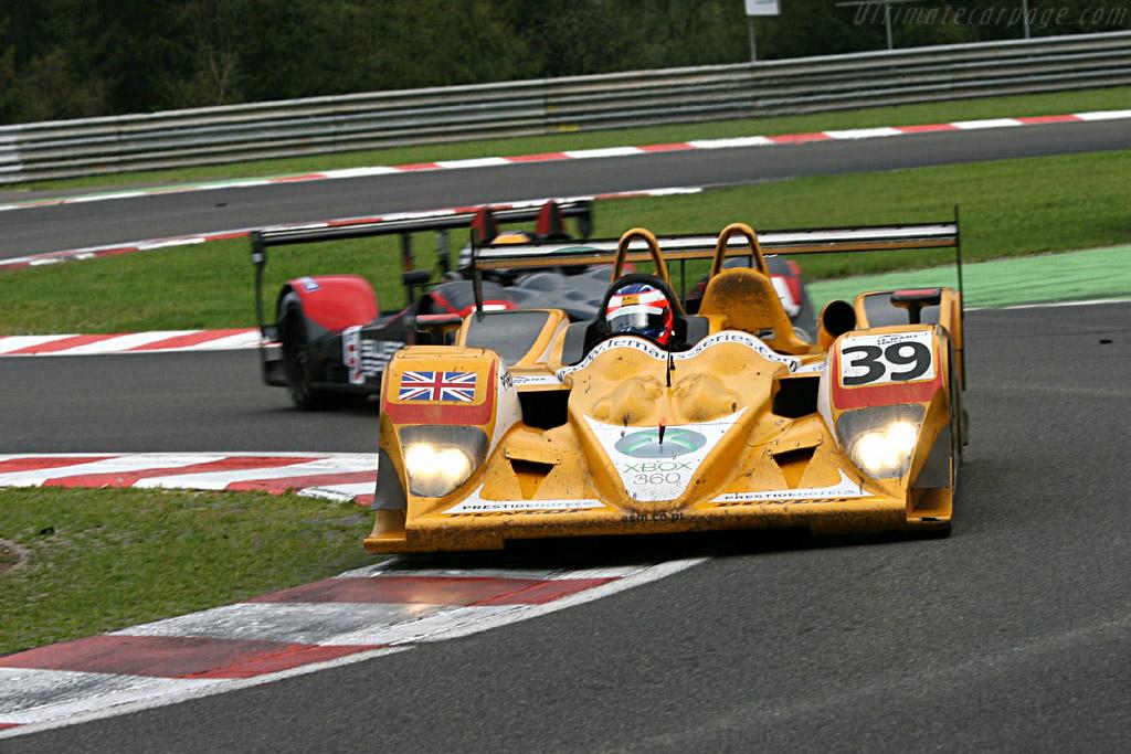 Lola B05/40 AER - Chassis: B0540-HU01   - 2006 Le Mans Series Spa 1000 km