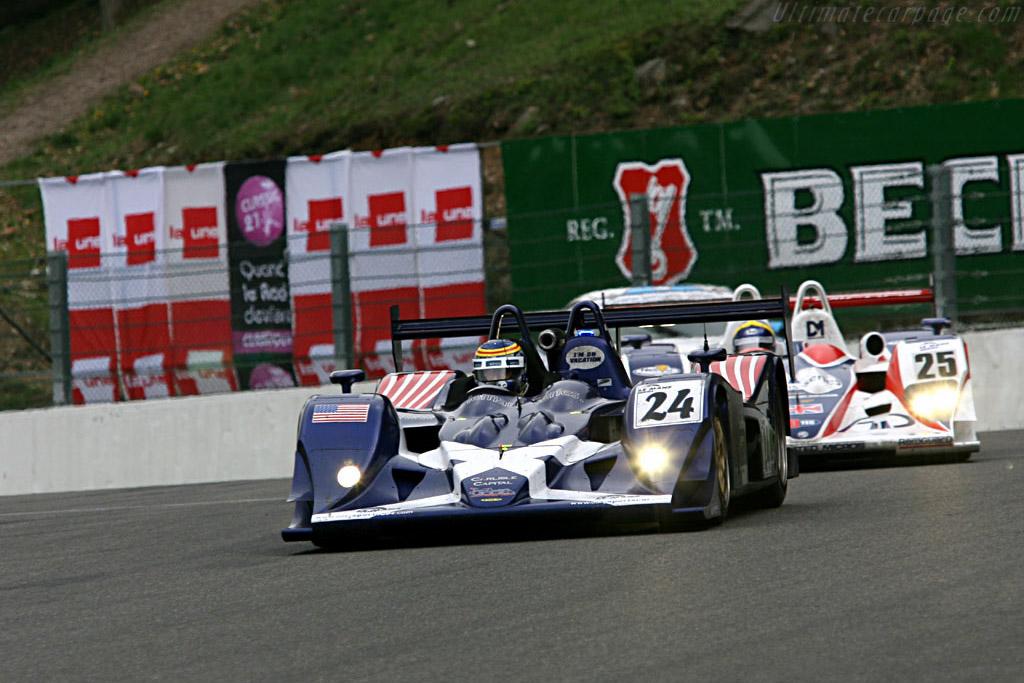 Lola B05/40 Zytek - Chassis: B0540-HU02   - 2006 Le Mans Series Spa 1000 km