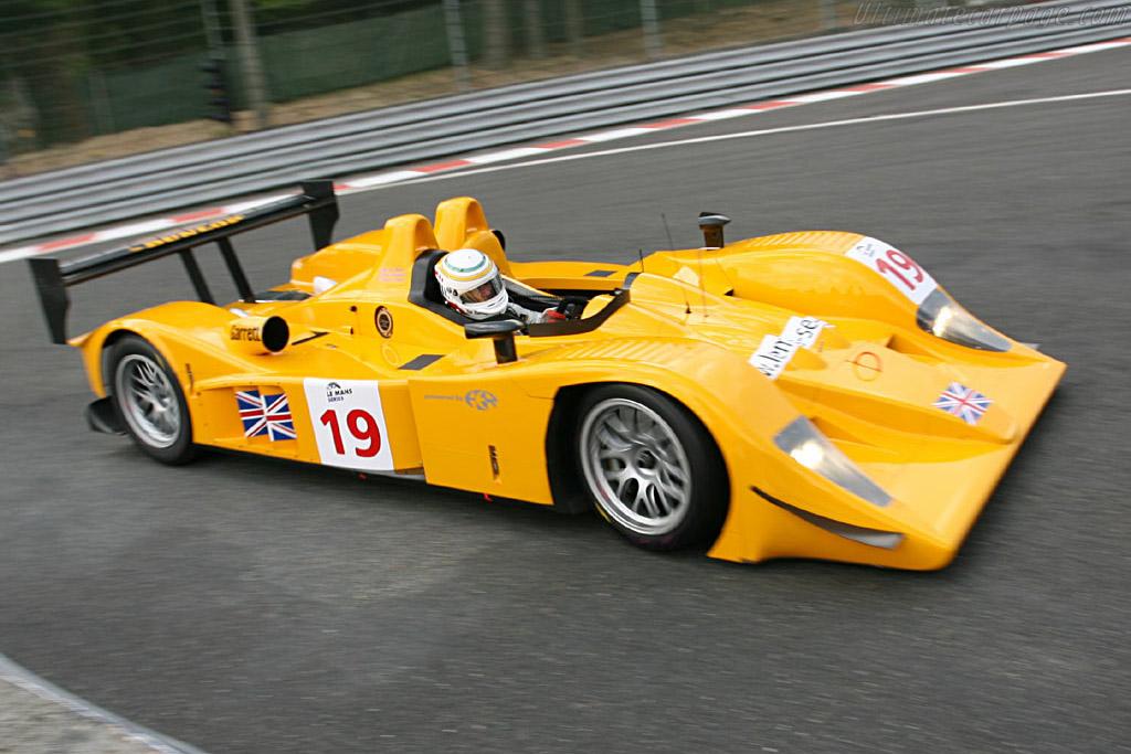 Lola B06/10 - Chassis: B0610-HU07   - 2006 Le Mans Series Spa 1000 km