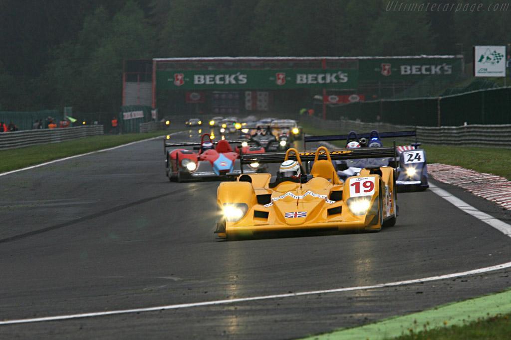 Lola B06/10 AER - Chassis: B0610-HU07   - 2006 Le Mans Series Spa 1000 km