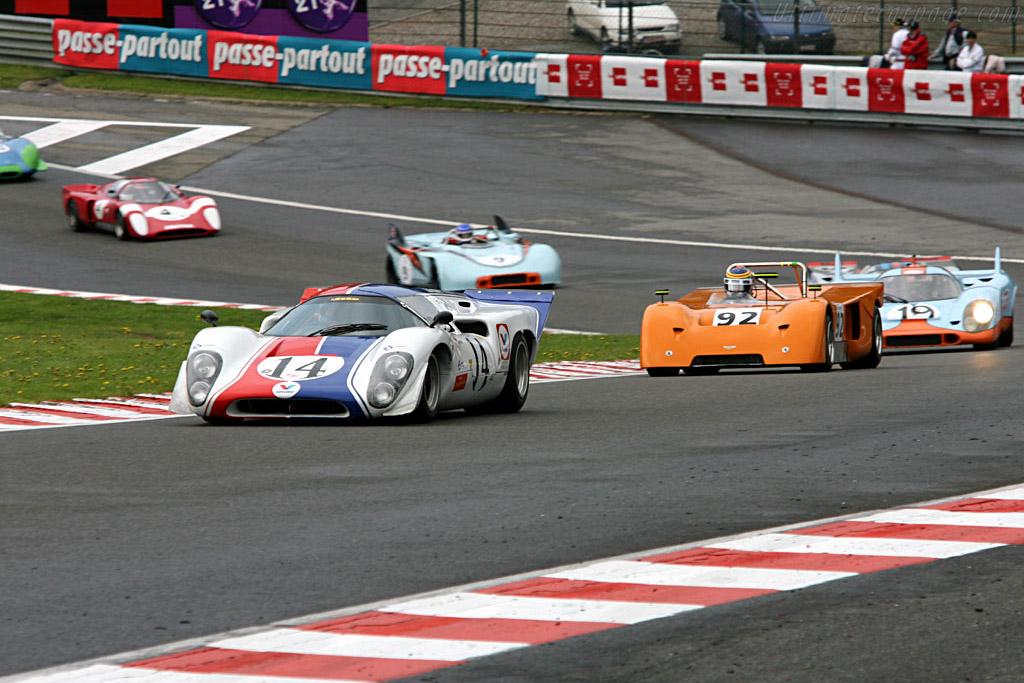 Lola T70 Mk III B - Chassis: SL76/141   - 2006 Le Mans Series Spa 1000 km