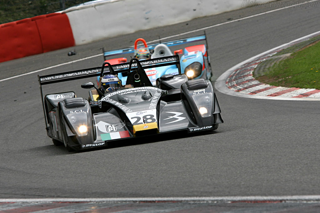 Lucchini XV - Chassis: 152   - 2006 Le Mans Series Spa 1000 km