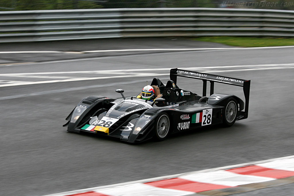 Lucchini XV NME - Chassis: 152   - 2006 Le Mans Series Spa 1000 km