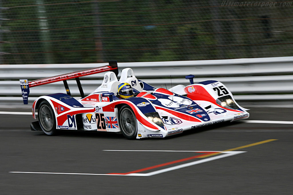 MG Lola EX264 - Chassis: B0540-HU05   - 2006 Le Mans Series Spa 1000 km