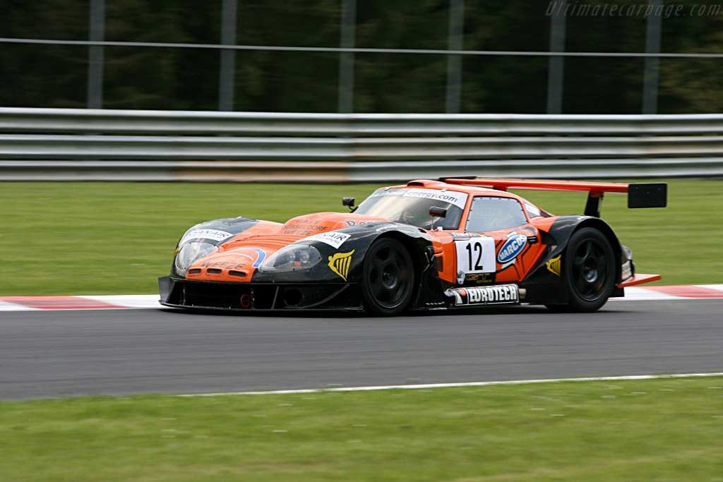 Marcos LM600 - Chassis: 0201   - 2006 Le Mans Series Spa 1000 km