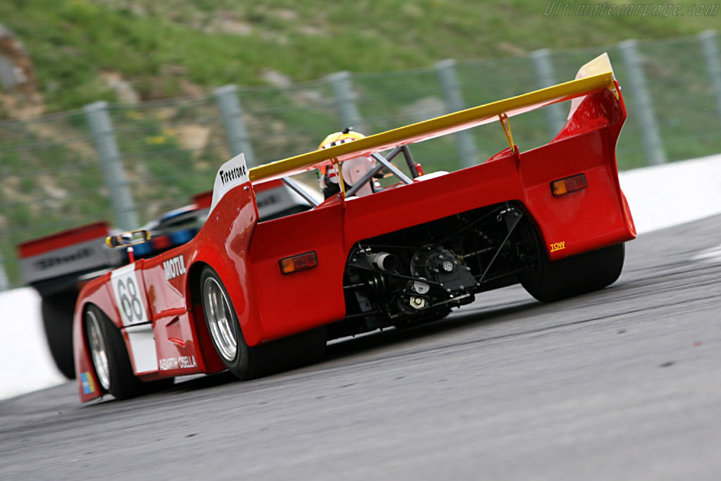 Osella Abarth PA1 - Chassis: PA1-08   - 2006 Le Mans Series Spa 1000 km
