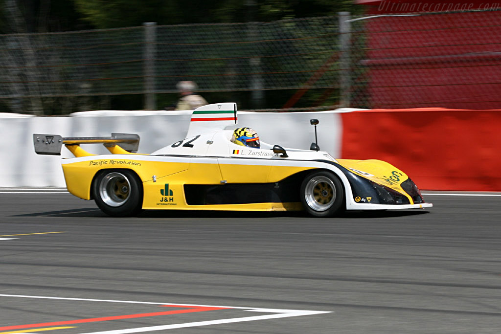 Osella PA4 - Chassis: 042   - 2006 Le Mans Series Spa 1000 km