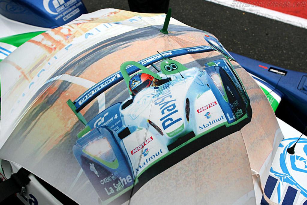 Pescarolo C60 Hybrid - Chassis: 4   - 2006 Le Mans Series Spa 1000 km
