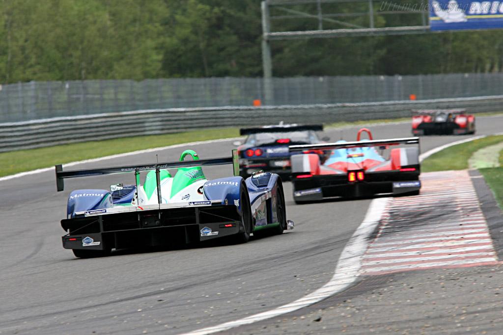 Pescarolo Courage C60 Hybrid - Chassis: 4   - 2006 Le Mans Series Spa 1000 km
