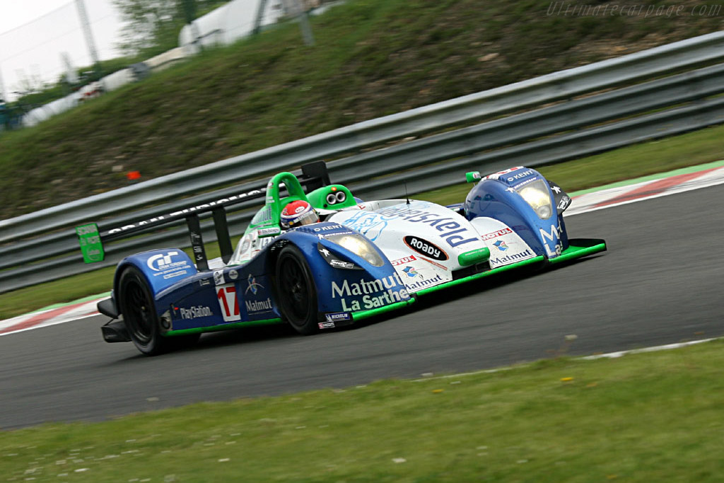 Pescarolo Courage C60 Hybrid - Chassis: 4   - 2006 Le Mans Series Spa 1000 km