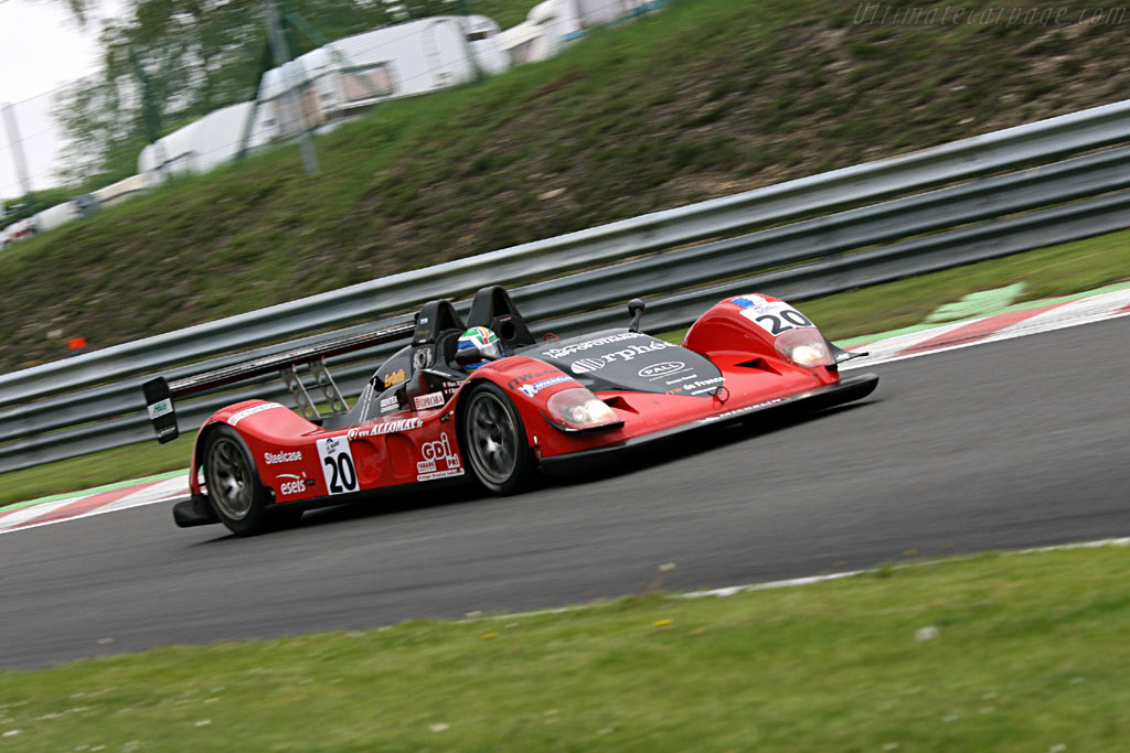 Pilbeam MP93 - Chassis: 01 PB   - 2006 Le Mans Series Spa 1000 km
