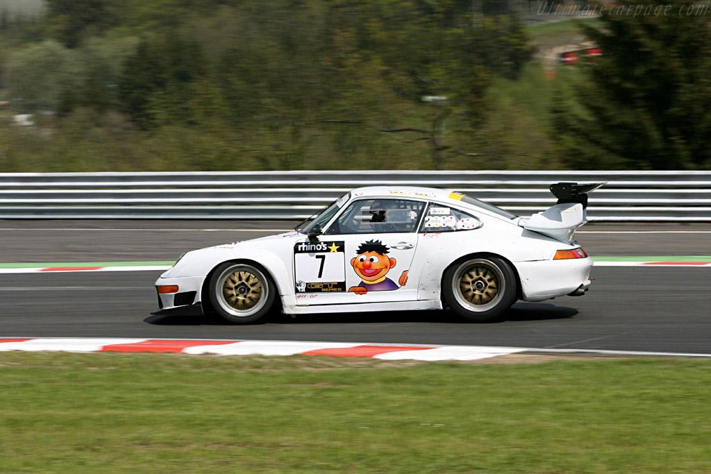 Porsche 911 GT2 - Chassis: WP0ZZZ99ZRS312760   - 2006 Le Mans Series Spa 1000 km