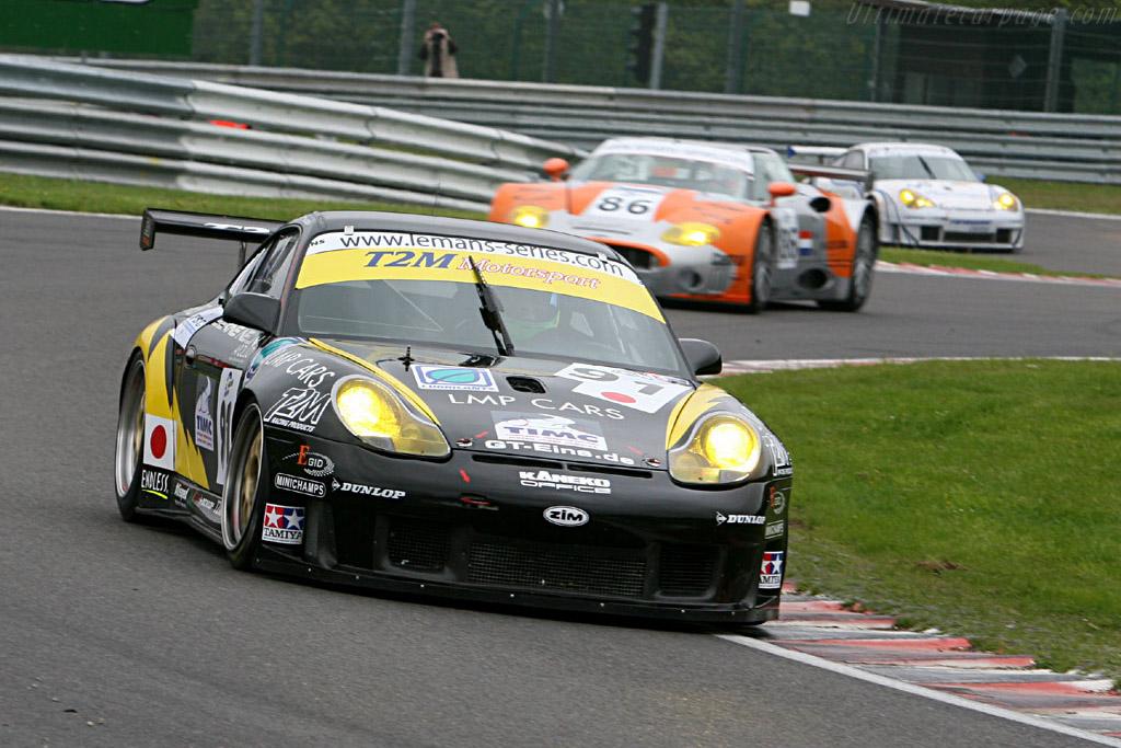 Porsche 911 GT3 RS - Chassis: WP0ZZZ99Z1S692081   - 2006 Le Mans Series Spa 1000 km