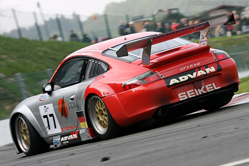 Porsche 911 GT3 RSR - Chassis: WP0ZZZ99Z4S6963062b   - 2006 Le Mans Series Spa 1000 km