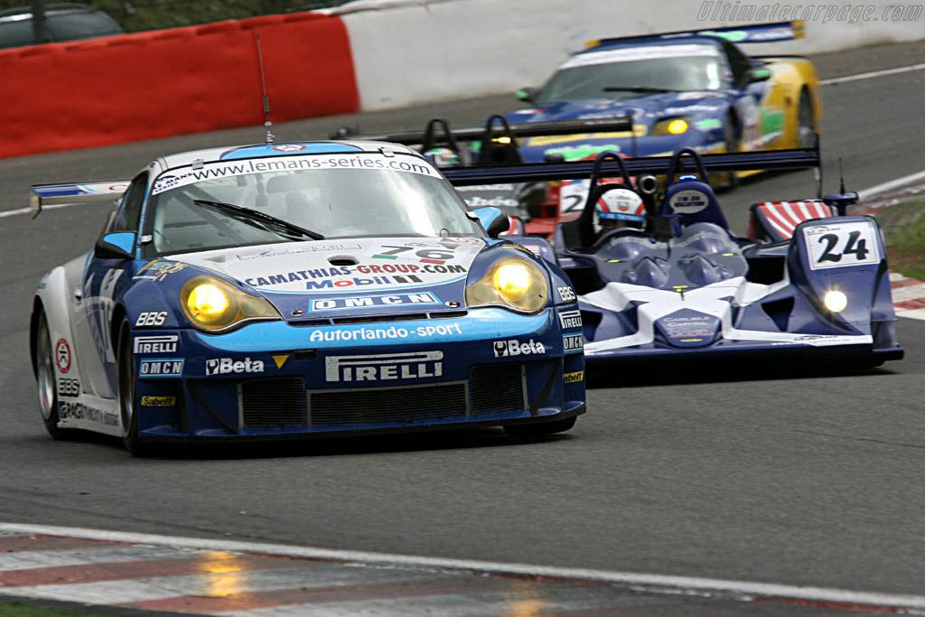 Porsche 911 GT3 RSR - Chassis: WP0ZZZ99Z5S6963061   - 2006 Le Mans Series Spa 1000 km