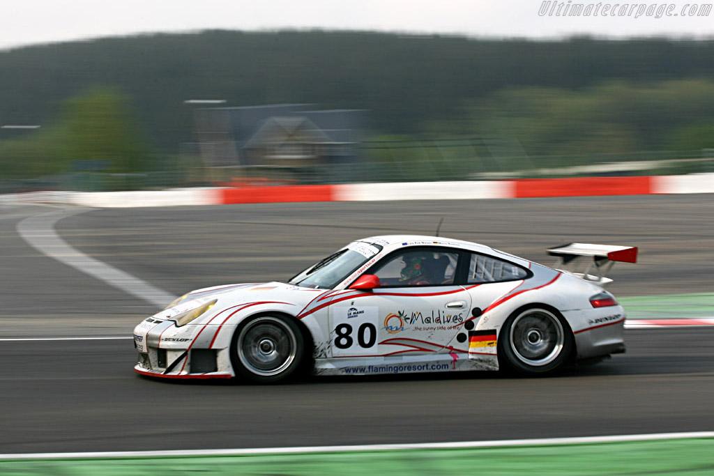Porsche 911 GT3 RSR - Chassis: WP0ZZZ99Z5S6963067   - 2006 Le Mans Series Spa 1000 km