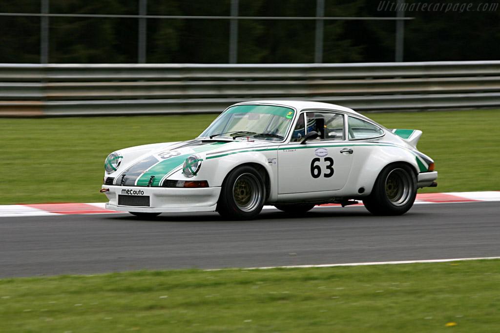 Porsche 911 RSR 2.8 - Chassis: 911 360 0360   - 2006 Le Mans Series Spa 1000 km