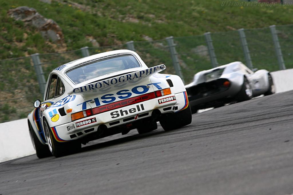 Porsche 911 RSR 3.0 - Chassis: 911 460 9054   - 2006 Le Mans Series Spa 1000 km