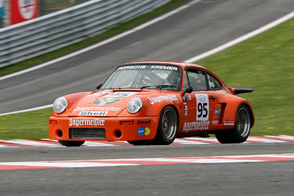 Porsche 911 RSR 3.0    - 2006 Le Mans Series Spa 1000 km