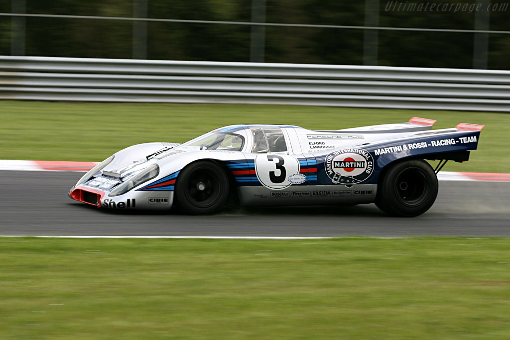 Porsche 917 K - Chassis: 917-020   - 2006 Le Mans Series Spa 1000 km