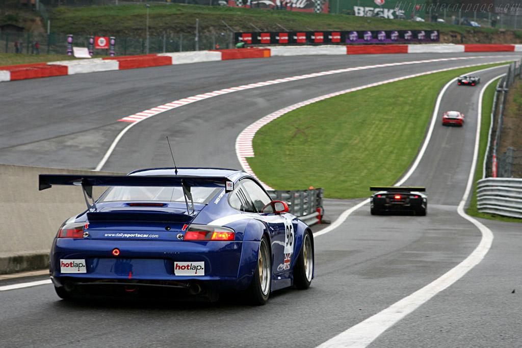 Porsche 996 GT3 RSR - Chassis: WP0ZZZ99Z4S693069c   - 2006 Le Mans Series Spa 1000 km