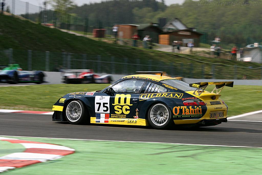 Porsche 996 GT3 RSR - Chassis: WP0ZZZ99Z4S6963087   - 2006 Le Mans Series Spa 1000 km