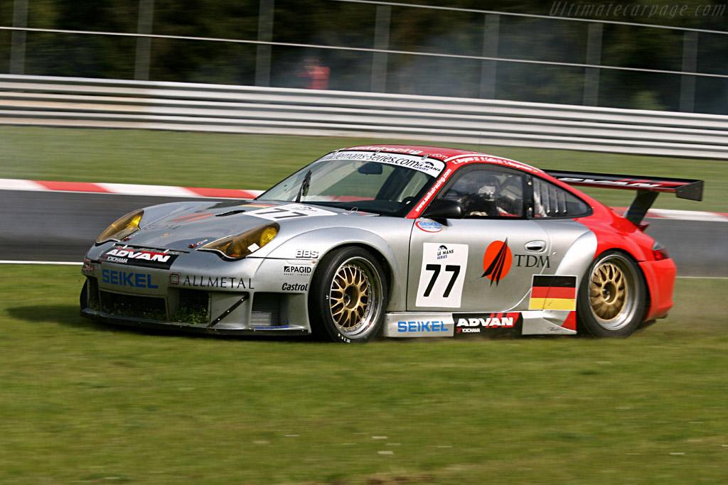 Porsche 996 GT3 RSR - Chassis: WP0ZZZ99Z4S6963062b   - 2006 Le Mans Series Spa 1000 km