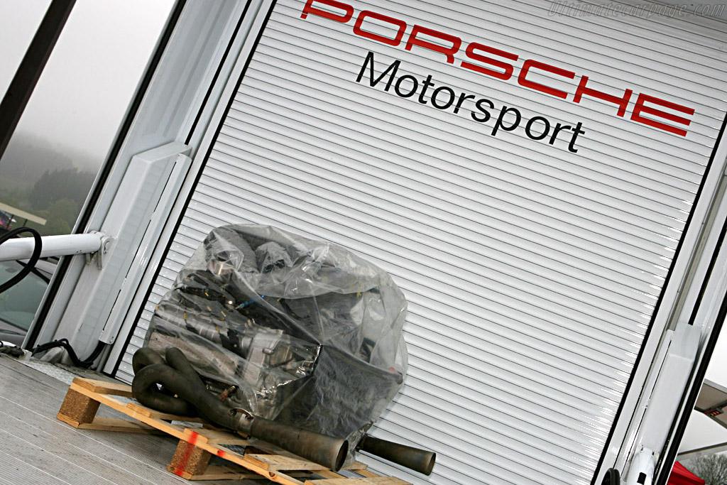 Porsche Motorsport    - 2006 Le Mans Series Spa 1000 km