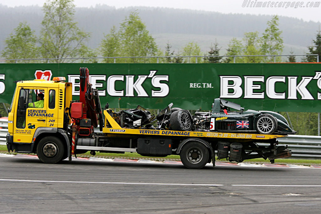 Protran RS06/H - Chassis: 2KQ-009   - 2006 Le Mans Series Spa 1000 km