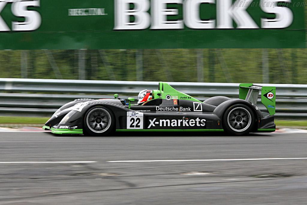 Radical SR9 - Chassis: SR9001   - 2006 Le Mans Series Spa 1000 km