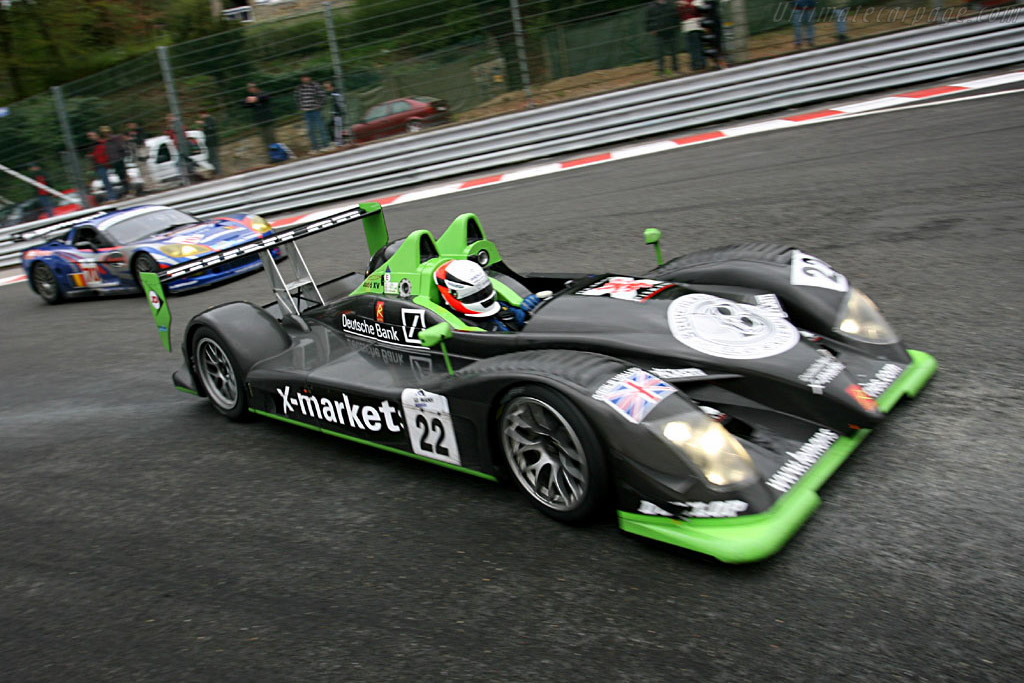 Radical SR9 Judd - Chassis: SR9001   - 2006 Le Mans Series Spa 1000 km