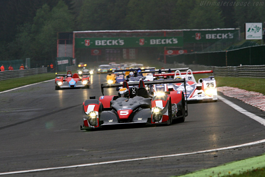 The Start - Chassis: LC70-02   - 2006 Le Mans Series Spa 1000 km